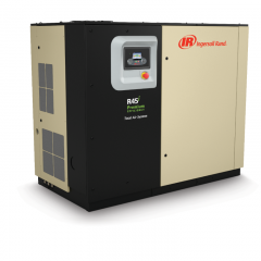 Ingersoll Rand R Series 37-45 kW Oil-Flooded Rotary Screw Compressors with Integrated Air System