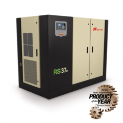 Ingersoll Rand Next Generation R Series 30-37 kW Oil-Flooded Rotary Screw Compressors with Integrated Air System