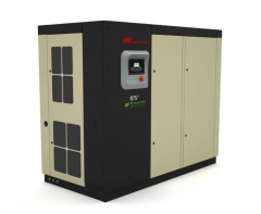 Ingersoll Rand R Series 45-75 kW Oil-Flooded Rotary Screw Compressors with Integrated Air System
