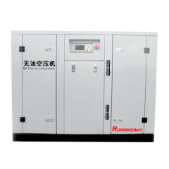 Oil-free scroll air compressor RW33-8