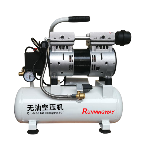 Oil-free piston air compressor RHB product line